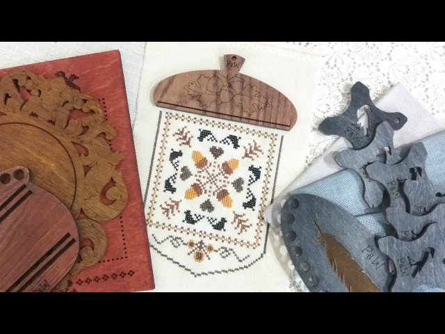 Вышивальные вкусности от P W: Primitive and wood » Freewka.com - Смотреть онлайн в хорощем качестве