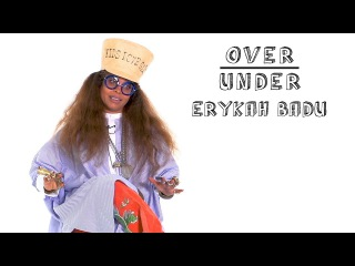 Erykah Badu Rates Aliens, Period Tracker Apps, and Porky Pig