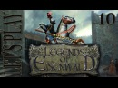 Let's Play 10 - Legends of Eisenwald - Through The Mines