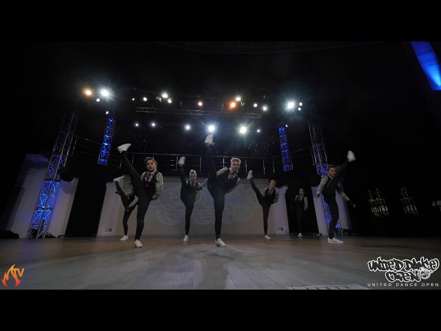RR GIRLS | ADULTS ADVANCED | UDO XXIII