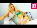 BAD MOM VS BAD BABY Вредные детки МАМА ПРОТИВ НИКОЛЬ МЕСТЬ МАМЫ ПОКРАСИЛА В СИНИЙ REVENGE OF MO