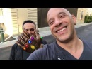 Avengers: Infinity War | Vin Diesel on Voicing Adolescent Groot