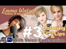 Vector x Vexel Art Tutorial 3 Eyes Lips Emma Watson With Voice Explanation Bahasa Indonesia