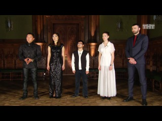 Экстрасенсы восемнадцатого сезона обращаются к телезрителям.