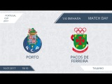 AFL17. Portugal. Cup. 14. Porto - Pacos de Ferreira