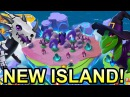NEW ISLAND, 2X SPEED FIGHTS, VIP LEVEL 20 MORE! Halloween Update First Look! - DML 627