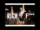 Rich as F***   Lil Wayne   Brinn Nicole Choreography