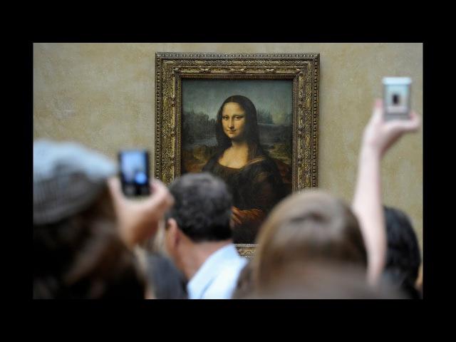 Загадка улыбки Моны Лизы (Джоконда). Таинственная оптическая иллюзия