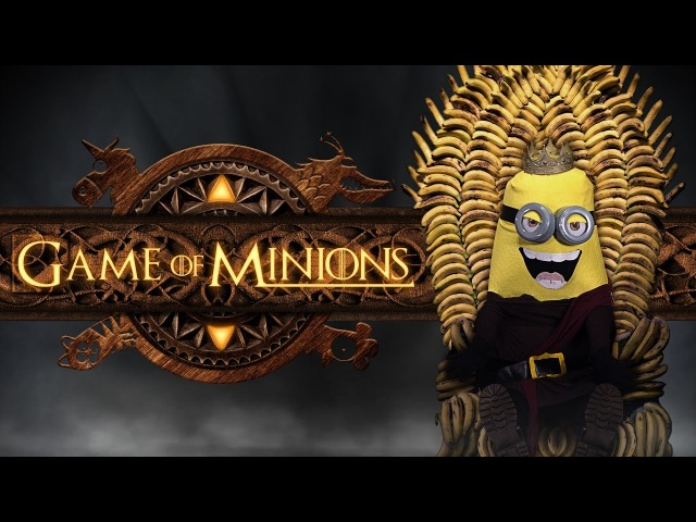Game of Thrones but with Minions (Game of Thrones / Despicable Me 3 / Minions Parody)