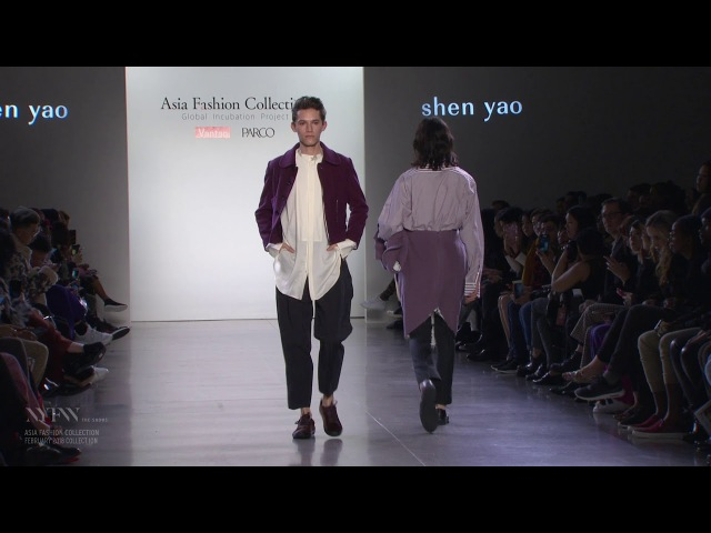 Asia Fashion Collection | Fall Winter 2018/2019 Full Fashion Show | Exclusive