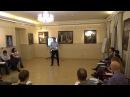 Отзыв Василий Правдин о курсе ораторского искусства ORATORIS тренер Антон Духовский
