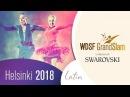 Balan Moshenska GER 2018 GS LAT Helsinki R2 R DanceSport Total
