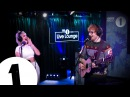 Ed Sheeran Anne-Marie - Fairytale Of New York in the Live Lounge