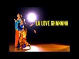 LA Love Ghanana - Kathak Kuchipudi Collaboration
