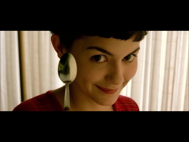 Small pleasures of Amelie