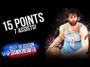 Milos Teodosic Full Highlights 2018.03.10 LA Clippers vs Orlando Magic - 15-7 Asts!   FreeDawkins