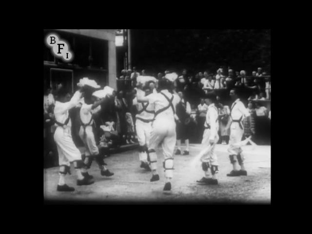 Morris Dancing at Berkhamstead (1950) | BFI National Archive