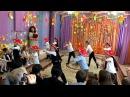 Танец мальчиков на осенний праздник Мухоморы