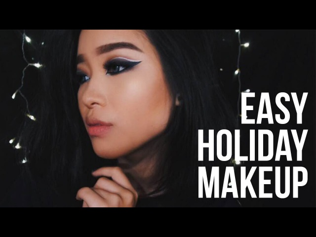 Easy Holiday Makeup | Marcella Febrianne