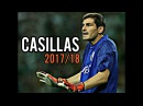 IKER CASILLAS | ULTIMATE SAVES SHOW | 2017/18 | FC PORTO |
