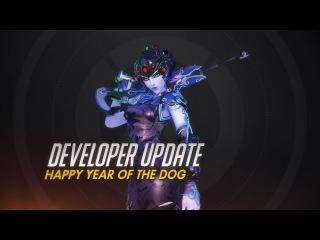 Developer Update | Happy Year of the Dog! | Overwatch