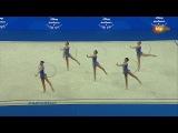 Azerbaijan. 2017 World Rhythmic Gymnastics Championships. AA. Hoops