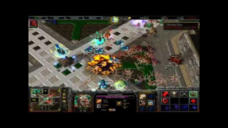 Warcraft 3 Frozen Throne: Footma(Е)n Frenzy I Hero Footies v4.0a