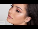 Updated Neutral Glam Makeup Tutorial Chloe Morello