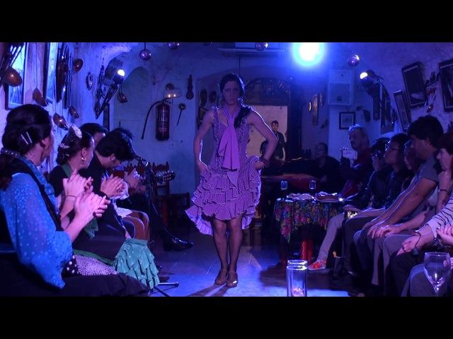 2013-10-22 Flamenco at Los Tarantos, Granada, Spain