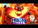 Heroes Unite Ragnaros Heroes of the Storm Mewnfarez, Horsepants Dan Cybert