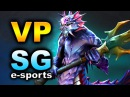 VP vs SG e sports SA vs CIS Elimination DotaPIT 6 Minor DOTA 2