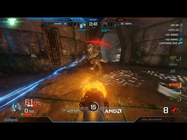QCon17 SE 1/4 – DaHanG vs. Rapha