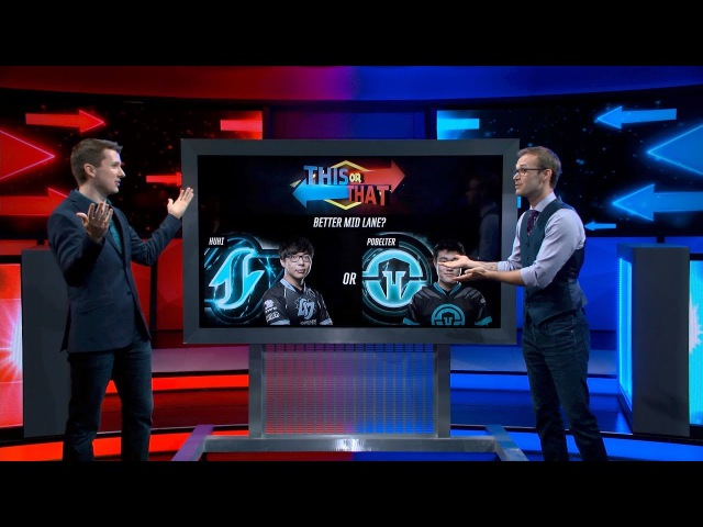This or That: Good Cop, Bad Cop