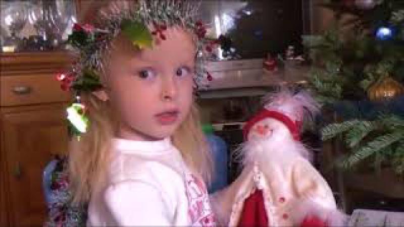 Сказки Снежной Бабы- Рудольф И КАК ЕГО СДЕЛАТЬ? Snow woman's Fairy tale* How to make Rudolph*