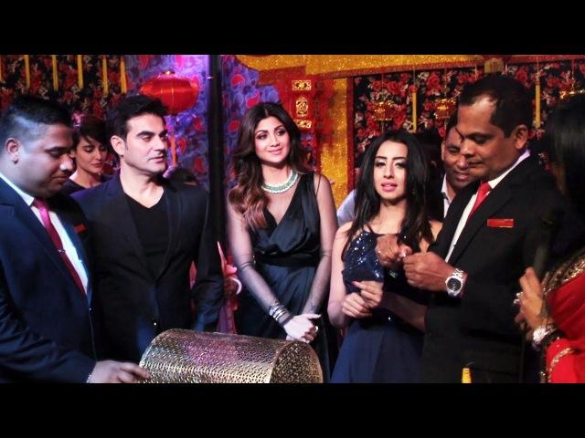 Arbaaz Khan, Sohail Khan, Shilpa Shetty, Kunal Khemu At Ballys Casino In Sri Lanka