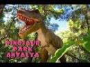 Динопарк в Анталии Гёйнюк Кемер Dinopark in Antalya Kemer YouTube
