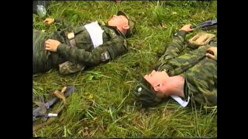 Военно-полевой госпиталь, учения 1МГМУ (ММА) - 2005 г