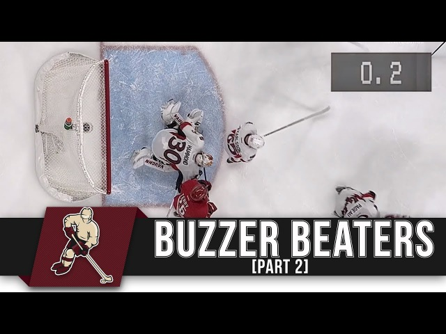 NHL: Buzzer Beaters [Part 2]