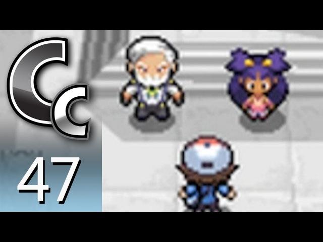 Pokémon Black White - Episode 47: Stressed to the Nines