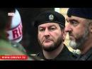 Рамзан Кадыров встретился с личным составом ГОВД Аргуна и сводной ротой