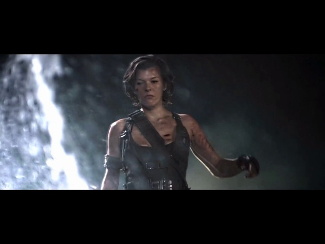 Resident evil the final chapter masacre zombie epic