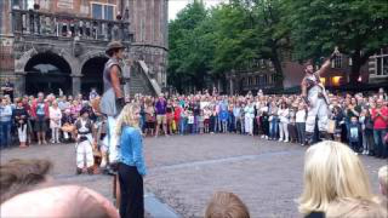 Deventer op Stelten Close Act en Tac o Tac