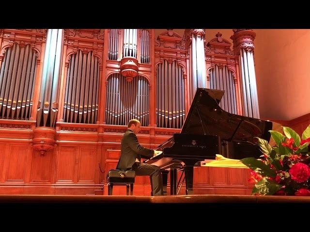"Rachmaninoff ""Vocalise"" op.34 14. Alexander Gavrylyuk . Moscow 10.03.18"