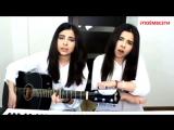 Ани Лорак - Новый бывший (cover by Manukian Twins),красивые милые девушки близняшки классно спели кавер,красивый голос,поёмвсети