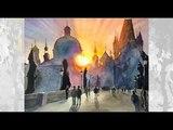 Городские пейзажи Игоря Дубового (музыка Dave Koz - I believe)