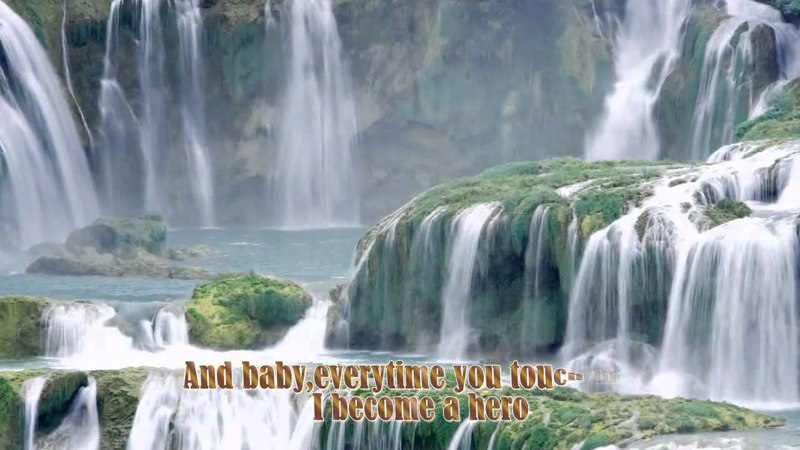 Julio Iglesias Coco Lee — When You Tell Me That You Love Me (with lyrics) 720p
