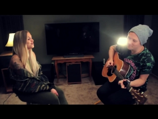 Liam payne  rita ora - for you  (acoustic cover by adam christopher  kitty mcbride)