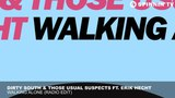 Dirty South &amp Those Usual Suspects featuring Erik Hecht - Walking Alone (Radio Edit)