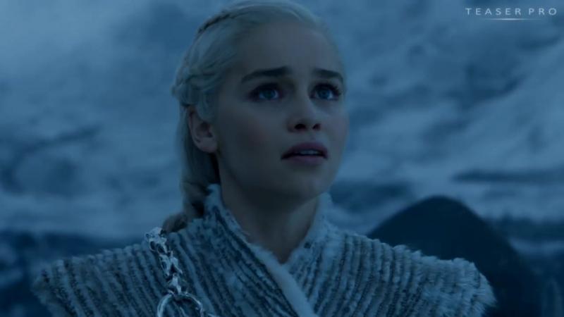 Game of Thrones Season 8 Teaser Trailer 1 (2019) Emilia Clarke, Kit Harington _ Trailer Concept