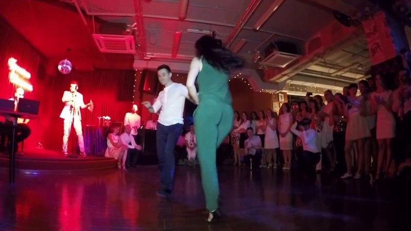 Salsa Battle - Krasnodar Salsa Awards 2016
